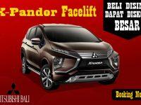 Mitsubishi Xpander Facelift Bali