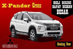 New Xpander Cross Bali