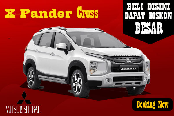 New Xpander Cross Bali