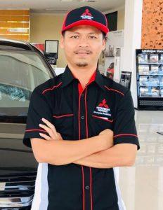 Fachri Sales Mitsubishi Bali